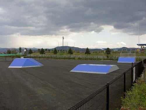 盛岡南公園スケートボードパーク